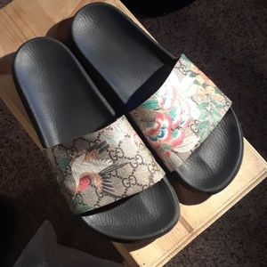 Gucci Shoes - GUCCI SLIPPERS
